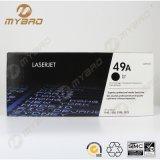 Toner del color de CB543A para el cartucho de toner de la impresora laser del HP 125A