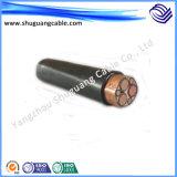 L'alta tensione XLPE ha isolato il cavo corazzato inguainato PVC di energia elettrica