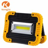 Bewegliches nachladbares im Freien LED Arbeits-Licht USB-