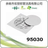 95011 articles sanitaires en plastique ABS de bonne qualité côté bouton toilettes