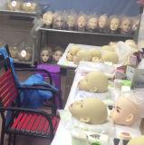 Jouet anal oral réaliste de vagin de poupée de sexe de silicones pour les poupées solides normales d'amour de bande de squelette d'hommes adultes pour les hommes