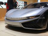 Veicolo elettrico ad alta velocità di lusso dell'automobile sportiva