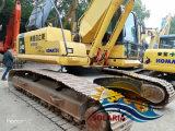 Excavador original usado de la correa eslabonada de Japón KOMATSU PC240LC-8 para la venta