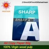 Qualität für Papierherstellung-Masse 100%Wood (CP0016)