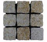 錆ついたベストセラーの山東の花こう岩の立方体は花こう岩の石を舗装する