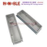Cadre en aluminium de tailles importantes d'usinage de commande numérique par ordinateur de précision de la Chine/sablage de machines