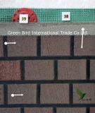 Un buen aislamiento, Anti-Cracking efecto a partir de fibra de madera