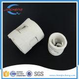 ISO9001: 2008 Towe 화학 무작위 패킹을%s 세라믹 Pall 반지