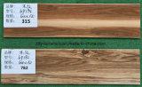 Foshan Banheira de material de construção de azulejos do piso de madeira em cerâmica