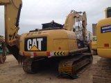 Escavatore scavatore del cingolo del gatto 320d dell'escavatore a cucchiaia rovescia eccellente ed originale da vendere