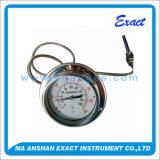 Termometro capillare utilizzato per la misurazione di temperatura