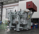 Transformador del horno para la fuente de alimentación metalúrgica del transformador del horno de arco voltaico