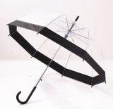 선물 우산으로 고품질 PVC 투명한 우산