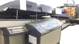 Máquina que barniza ULTRAVIOLETA del punto de alta velocidad automático con el agarrador (XJU-1450)