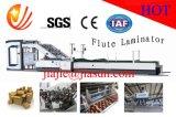 Laminador inteligente de alta velocidad de la flauta del rectángulo del cartón de Qtm1450 China