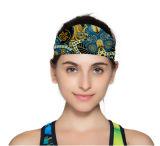 Gedruckter YogaBandana, Quich-Trockenes Sport-Stirnband