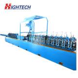 Costura recta automática de tubo cuadrado de alta frecuencia que hace la máquina