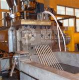 El carbonato de calcio Mastbatch Masterbatch de Color de relleno, y PE máquina extrusora de fibra de vidrio