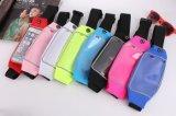 Courroie courante de support de téléphone avec les poches séparées
