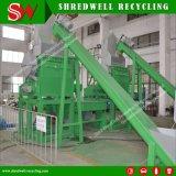 Granelli di gomma automatici che fanno macchina (granulatore di gomma) che ricicla spreco/scarto/gomma utilizzata