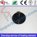 calentador infrarrojo de cerámica de la lámpara del calentador 200W para las aves de corral