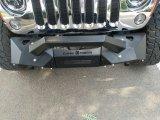 J287 Barco preta pára-choques dianteiro para Jeep Wrangler Jk
