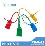 Высокий уровень безопасности пластиковое уплотнение для ящиков и сумок