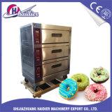 Новые электрические печи для выпечки хлеба торт пирог с таймером 3 дека 6 лотков для бумаги