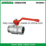 O bronze italiano de Ce&ISO forjou a válvula de esfera masculina (AV-BV-1044)