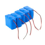 pacchetto della batteria dello ione 18650 del litio di 12V 7ah con BMS