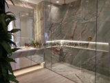 浴室または台所タイルまたは浴室または壁のタイルのための白くか黒くまたは黄色くまたは花こう岩または大理石または水晶石造りのタイル
