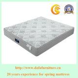 colchón Pocket de la espuma de la memoria del colchón de resorte 3zoned para los muebles del dormitorio