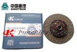 Wg9619160001 диск муфты сцепления 420 для частей Sinotruk HOWO запасных