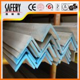 建築材料のための等しくか等しくない304ステンレス鋼の角度棒