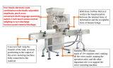 Высокая точность заполнения машины с четырьмя головки для упаковки гранул