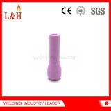 l'ugello di ceramica dell'allumina 796f71 fa domanda per il cannello per saldare di TIG