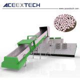 PP/PE/LDPE/PEHD/BOPP Film & sac tissé/ extrudeuse monovis mousse EPS de l'Eau Bague granulateur de recyclage du plastique