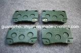Alquiler de pastillas de freno pastillas de freno de fricción 04465-30210 para Toyota Corona