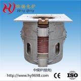 La ferraille four de fonderie four de fusion pour l'acier dans l'usine de zinc de cuivre en laiton