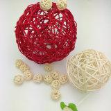 Sfera di tessitura di vendita calda del rattan per la decorazione di natale & di cerimonia nuziale