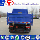 4 90HP van Sf Fengchi1800 van LHV ton van de Kipwagen van de Vrachtwagen/Kipper/de Vrachtwagen van het Licht/van het Middel/van het Licht/van de Stortplaats
