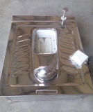 Modularer struktureller Stahlluxus-vorfabrizierte helle Stahllandhaus-Haus-Mobile-Toilette