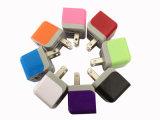 Bunte Hochgeschwindigkeitsenergie 1A USB-HauptuniversalHandy-Aufladeeinheit