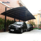 Durable UV Protect Carport en aluminium en polycarbonate couverture de toit
