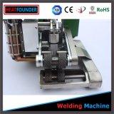 Máquina de la membrana del material para techos del soldador de Tpo de la soldadora del inversor de la soldadora del aire caliente