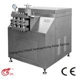 2000L/H, Middle, homogénéisateur de transformation du lait en acier inoxydable