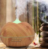 Diffusore ultrasonico granuloso di legno portatile dell'aroma 400ml con il marchio dell'OEM