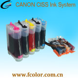 Pgi170 Cli171 КЕ система подачи чернил для Canon Pixma Mg5710 CISS принтера
