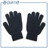 Commerce de gros gants hiver bleu Hat et de la moissonneuse-batteuse