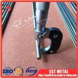 Le métal Gr1 titanique a modifié la barre titanique
